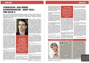 FORMATION DES BÉBÉS ENTREPRENEURS DEEP TECH NES SOUS X - Pauline Rambaud, GenSearch
