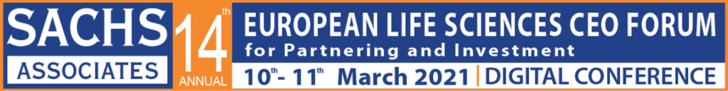 14TH​ ANNUAL EUROPEAN LIFE SCIENCES CEO FORUM